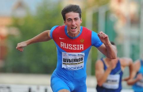 Кубанский легкоатлет Шубенков обновил рекорд сезона Европы вбарьерном беге