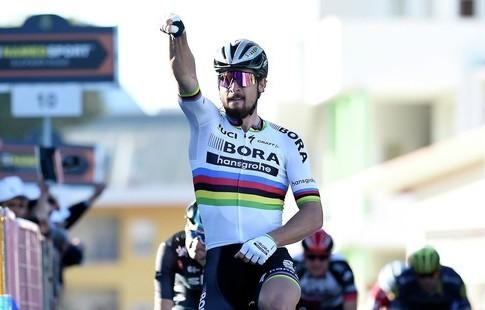 Петер Саган дисквалифицирован с«Тур деФранс»