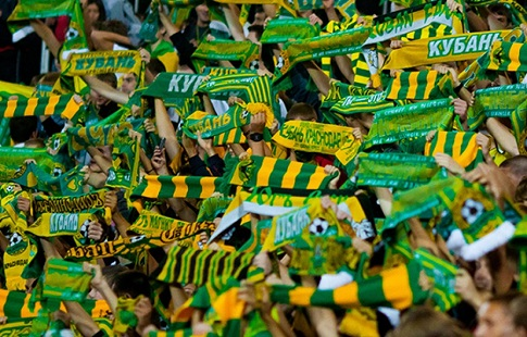 Футболисты «Кубани» разгромили «Томь» встартовом матче главенства ФНЛ