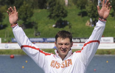 Каноисты Штыль иМелантьев победили начемпионате Европы надистанции 500м