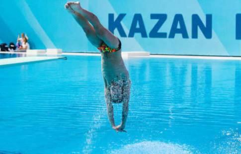 В 2022 Казань примет чемпионат мира поплаванию накороткой воде