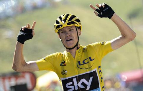 Тур деФранс: Моллема одержал победу 15-й этап