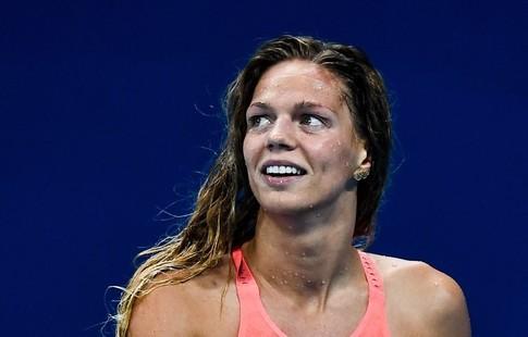 Юлия Ефимова завоевала бронзуЧМ вплавании на100м брассом