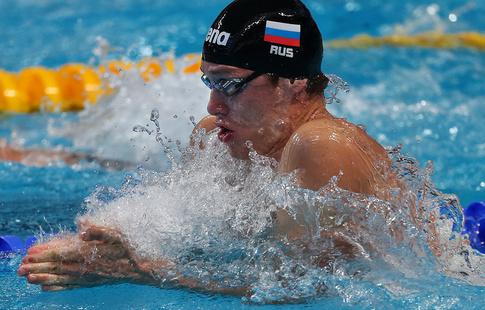Житель россии Пригода завоевал бронзуЧМ вплавании на100м брассом