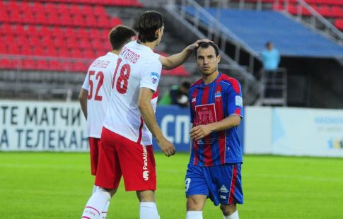 «Анжи» приобрёл у«СКА-Хабаровска» экс-нападающего «Реала»