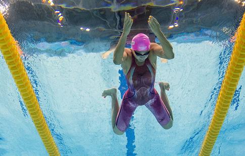 Ефимова прокомментировала триумф россиян начемпионате мира поплаванию