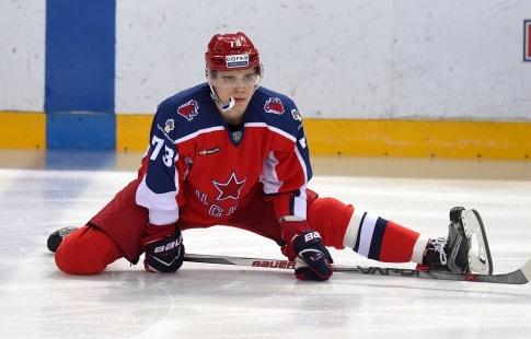 Хоккейная «Сибирь» проиграла 1-ый контрольный матч нового сезона