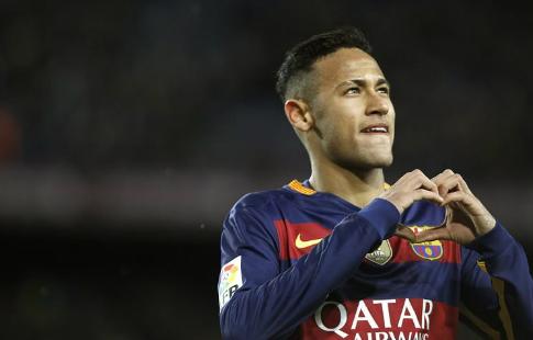 Испанская футбольная лига заблокировала трансфер Неймара в«ПСЖ»