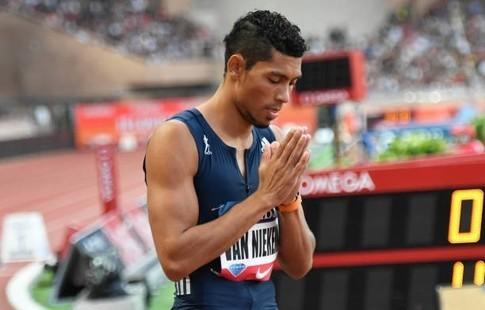 Болт стал бронзовым призером чемпионата мира вбеге на100 метров