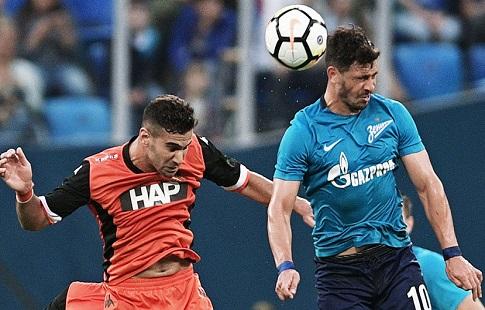Футболист «Зенита» Жулиано хочет покинуть клуб