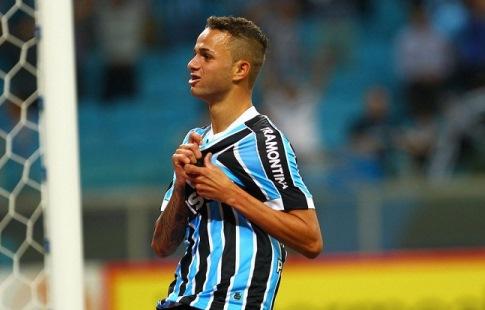 Агент: бразильский футболист Луан может присоединиться к«Спартаку» наследующей неделе