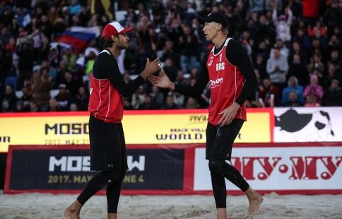 Лямин иКрасильников несмогли выйти вфинал чемпионата мира