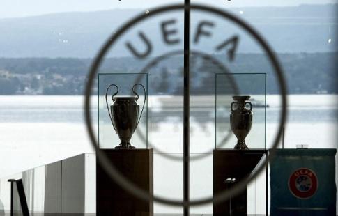 УЕФА наказал «Партизан» проведением 2-х еврокубковых матчей без созерцателей заповедение болельщиков