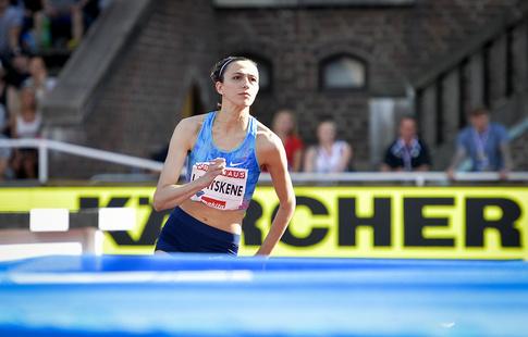 Левченко завоевала серебро чемпионата мира встолице Англии