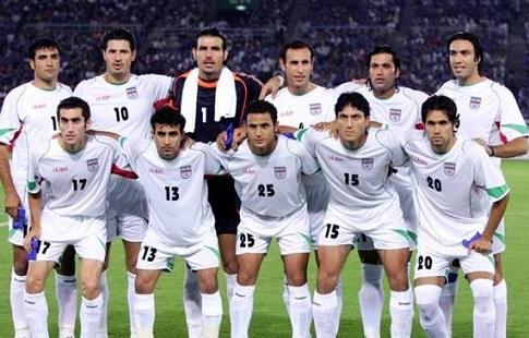 Иран исключил футболистов изсборной заигру против Маккаби