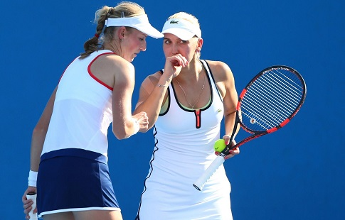 Торонто (WTA). Надежда Киченок несмогла выйти впарный финал