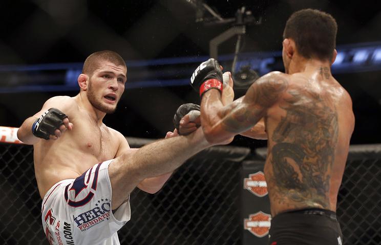 Тони Фергюсон дерется сКевиномЛи за кратковременный  пояс чемпиона UFC