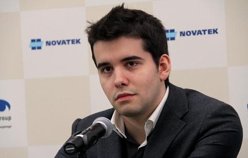 Каспаров потерпел первое поражение вСент-Луисе