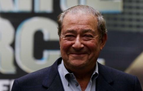 Ригондо согласен подняться ввесе ради поединка сЛомаченко— Боб Арум