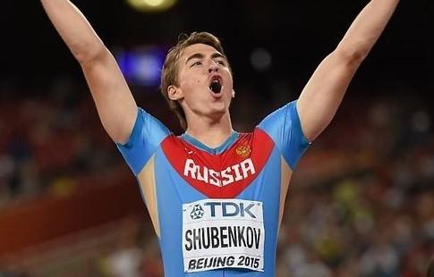 Шубенков взял серебро наэтапе «Бриллиантовой лиги» вБирмингеме