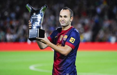 Суперзвезда «Барселоны»: Ядумаю обуходе изклуба