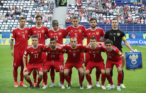 Футболисты РФ иАргентины откроют «Лужники»