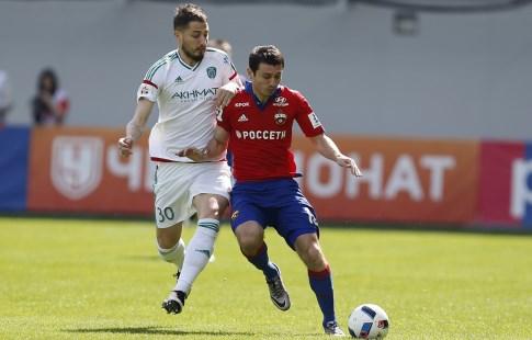 Водителей ожидают ограничения вовремя футбольного матча ЦСКА— «Ахмат»