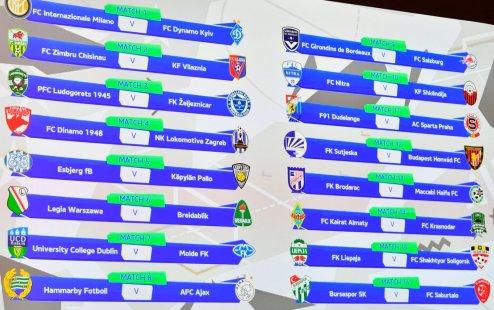«Краснодар» сыграет с«Кайратом» настарте отборочного турнира Юношеской лиги УЕФА