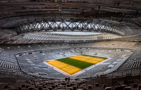 Реконструкция футбольного стадиона «Лужники» обошлась в24 млрд. руб. - Собянин