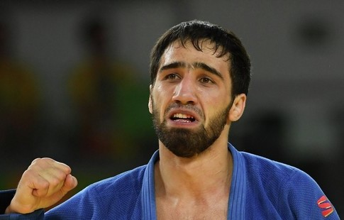 Дзюдоист Хасан Халмурзаев— бронзовый призер чемпионата мира
