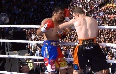 Пакьяо объявил онамерении провести бой-реванш сХорном наФилиппинах