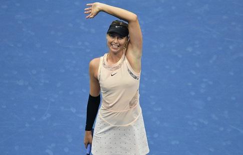 Шарапова проиграла в 4-м кругеUS Open