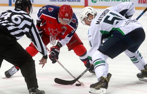 «ЦСКА может поигре соперничать скомандами НХЛ»— Михаил Григоренко