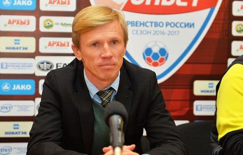 ФК «Кубань» насвоем поле сыграл вничью с«Енисеем»