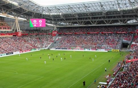 Замена газона на«Казань-Арене» непланируется