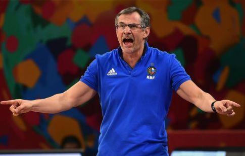 Баскетбольная сборная Российской Федерации  - вполуфинале Чемпионата Европы