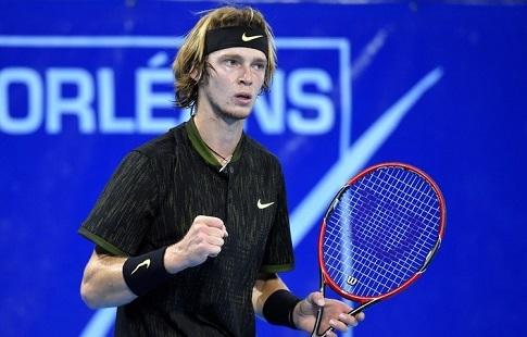 Андрей Рублев: русские теннисисты могут выиграть Кубок Дэвиса