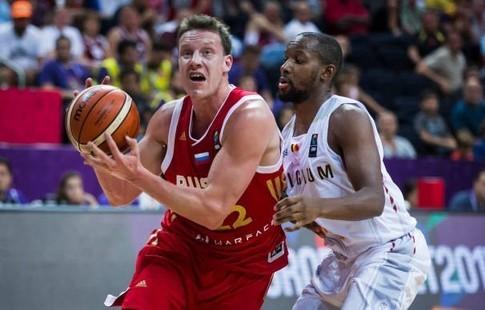 Сборная Российской Федерации сыграет сСербией вполуфинале чемпионата Европы