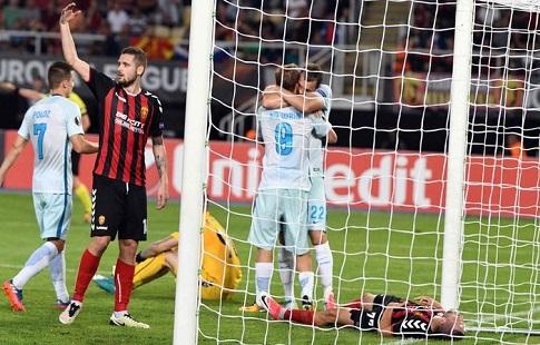 Датчанин Кехлет рассудит матч Лиги Европы между «Вардаром» и«Зенитом»