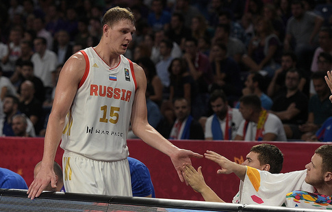 Евробаскет-2017. Матч за3-е место. РФ - Испания (прямая видеотрансляция)