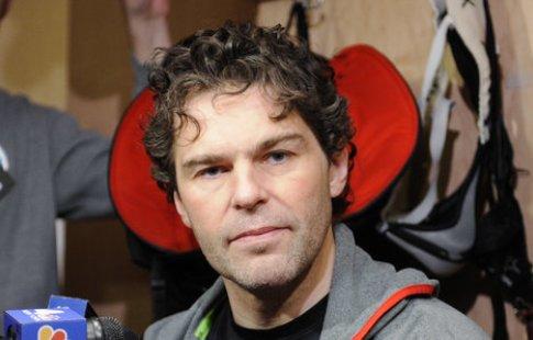 Хоккейный клуб «Нефтехимик» интересуется нападающим Яромиром Ягром— руководитель клуба