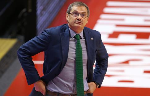 Базаревич утверждён вкачестве основного тренера мужской сборной РФ побаскетболу