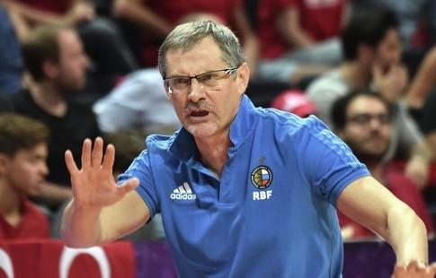 Базаревич утвержден вдолжности основного тренера мужской сборной Российской Федерации побаскетболу