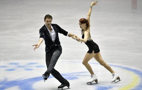 Фигуристка Медведева выиграла турнир вБратиславе