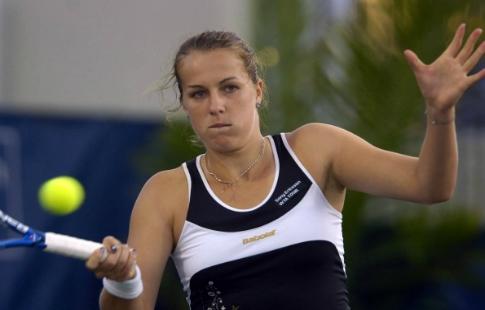 Кербер стала соперницей Павлюченковой пополуфиналу теннисного турнира вТокио