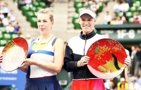 Анастасия Павлюченкова: «Яне ждала, что начну матч сКербер так хорошо»