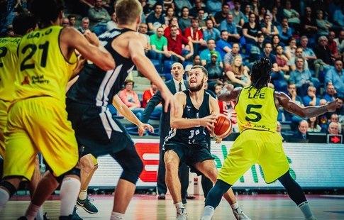 «Нижний Новгород» проиграл «Антверп Джайентсу» вквалификации Лиги чемпионов FIBA