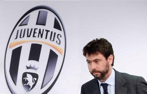 Президент футбольного клуба «Ювентус» отстранен отдеятельности наодин год