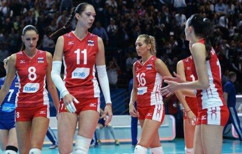 Женская сборная Белоруссии стартует начемпионате Европы поволейболу