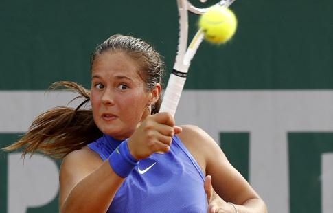 Дарья Касаткина вышла во 2-ой круг турнира вКитайской народной республике